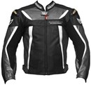 (CLEARANCE SALE) - BERIK SWITCH LEATHER JACKET GREY