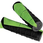 SCOTT DEUCE ATV GRIPS - BLACK/GREEN