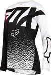 (CLEARANCE) FOX 2018 GIRLS 180 JERSEY - BLACK/PINK