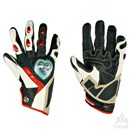 (CLEARANCE SALE) - RYNUS EXODUS GLOVE BLACK/WHITE (LARGE ONLY)