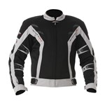 (CLEARANCE) - RST VENTILATOR 5 VENTED WATERPROOF TEXTILE JACKET - BLACK/GREY
