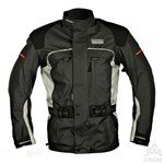 (CLEARANCE SALE) - HARDT POLAR TEXTILE JACKET BLACK