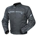 DRIRIDER Air Ride 4 Textile Jacket - Black
