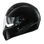 (CLEARANCE SALE) - Shark Vision-R Series 2 Helmet - Blank Gloss Black