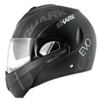 Shark Evoline 3 Drop ECE Helmet - Matt Black/Anthracite