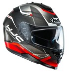 HJC IS-17 HELMET LOKTAR MC-1