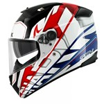 (SHARK CLEARANCE) - Shark Speed-R Series 2 Helmet - Craig White/Blue/Red