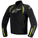 ALPINESTARS AST AIR JACKET BLACK/FLURO