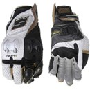 (CLEARANCE SALE) - Five SF1 Gloves White/Gold