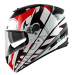 (SHARK CLEARANCE) - Shark Speed-R Series 2 Helmet - Craig White/Black/Red