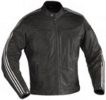 IXON Opium Mens Leather Jacket Black
