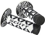 SCOTT DIAMOND GRIPS - BLACK/WHITE