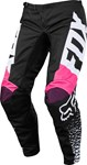 FOX 2018 GIRLS 180 PANTS - BLACK/PINK