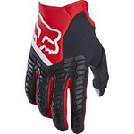 (CLEARANCE SALE) - FOX 2017 PAWTECTOR RACE GLOVES - RED