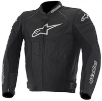 (CLEARANCE SALE) - Alpinestars GP Plus R Leather Jacket - Black