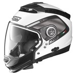 NOLAN N44 TECH HELMET- WHITE