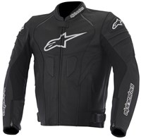 Alpinestars GP Plus R Perforated Leather Jacket - Black