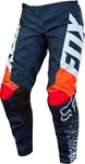 FOX 2018 KIDS 180 PANTS - GREY/ORANGE