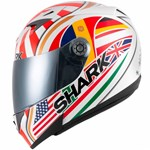 (SHARK CLEARANCE) - Shark S700S Zarco Replica