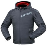 Dririder - ATOMIC HOODY - BLACK