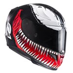 HJC RPHA-11 Marvel Edition Helmet - Venom MC-1