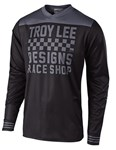 TROY LEE DESIGNS 2019 GP JERSEY RACESHOP BLACK