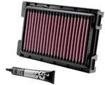 K&N AIR FILTER HA2511 HONDA CBR300R 2015-2016