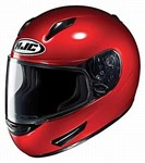(CLEARANCE) HJC CL-15 CANDY RED