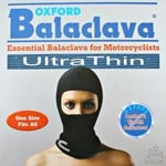 OXFORD SILK BALACLAVA