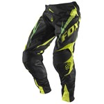 (CLEARANCE SALE) - Fox 2013 360 Vibron pants - Black/Green