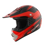 LS2 MX431 ARDITO MX JUNIOR HELMET - RED / BLACK