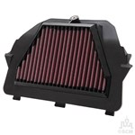 K&N AIR FILTER YAMAHA YZF R6 '08 - '12