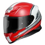 Shoei NXR Cruise Helmet - Red