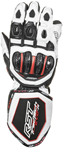 (CLEARANCE) RST TRACTECH EVO-R RACE GLOVE WHITE