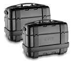 GIVI TREKKER CASE BLACK 33L (PAIR)