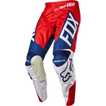 (CLEARANCE) FOX 2017 180 HONDA PANTS - RED/WHITE