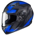 HJC CS-15 Treague MC-2SF Helmet (Blue/Black)