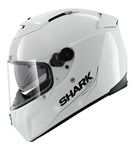 (SHARK CLEARANCE) - Shark Speed-R Blank Helmet - White