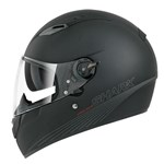 (CLEARANCE SALE) - Shark Vision-R Series 2 Helmet - Blank Matt Black