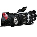 Berik KTG Leather Race Gloves Black (XL ONLY)