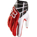 (CLEARANCE SALE) - Fox 2014 360 Flight Gloves - Red