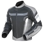 Dririder Air Ride 3 Jacket -Black Silver