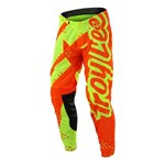 TROY LEE DESIGNS 2018 GP SHADOW YOUTH PANTS YELLOW/ORANGE