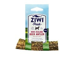 ZiwiPeak Deer Antler pieces.  Super long-lasting dog chews for small to medium size dogs.