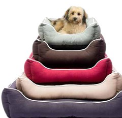 "Rectangular Lounger Beds by ""Dog Gone Smart"""