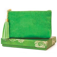 Coin Purse: Kelly Green