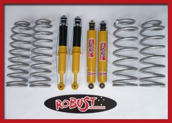 Robust Suspension Kit Mitsubishi Pajero V7 NM-NP