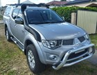 Airflow Snorkel Kit Mitsubishi Triton ML & MN