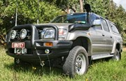 Airflow Snorkel Kit Toyota Hilux 167 Series Diesel (Turbo/EFI)