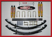Robust Suspension Kit Toyota Hilux KZN/LN/RZN 165/166/167, LN170, 10/1997 Onwards